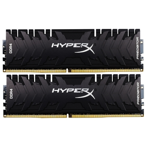 Оперативная память 16 ГБ 2 шт. HyperX HX424C12PB3K2/32