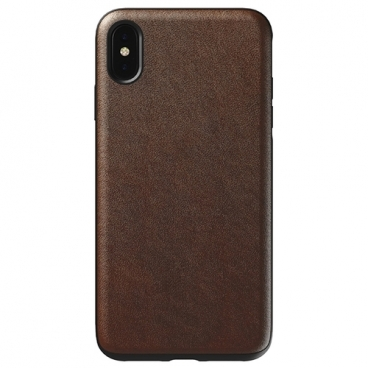 Чехол Nomad Rugged Leather Rustic для Apple iPhone X/Xs