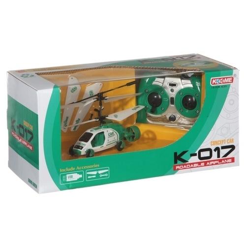 Вертолет Shantou Gepai К-017 (K-017T)