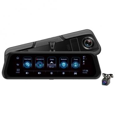 Видеорегистратор RECXON Guard V2, 2 камеры, GPS