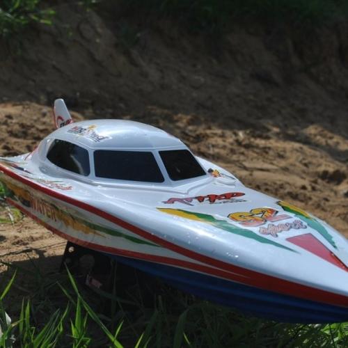 Катер Double Horse Boat 40Mhz - 7000 1:16
