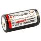 Аккумулятор Li-Ion 750 мА·ч EagleTac 16340 PCB