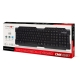 Клавиатура CROWN MICRO CMK-158T Black USB