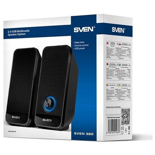 Компьютерная акустика SVEN 320
