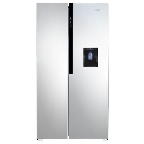 Холодильник Ginzzu NFK-531 Steel