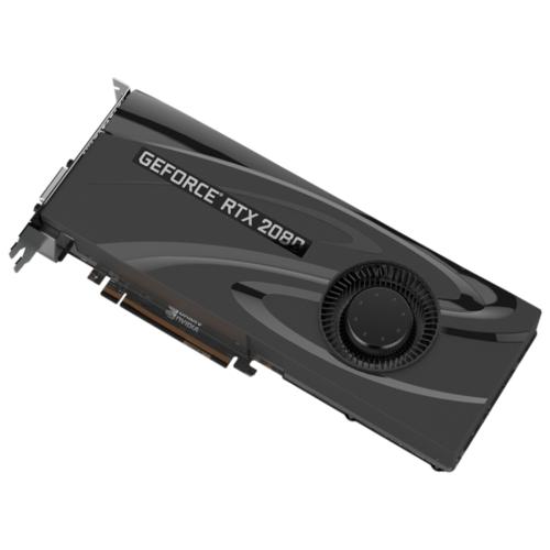Видеокарта PNY GeForce RTX 2080 1515MHz PCI-E 3.0 8192MB 14000MHz 256 bit HDMI HDCP Blower