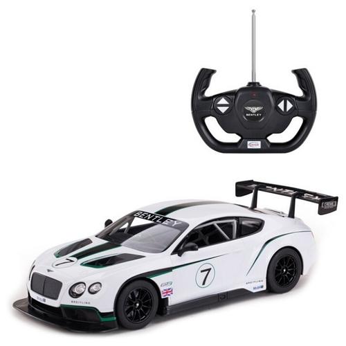Легковой автомобиль Rastar Bentley Continental GT3 (70600) 1:14 35 см