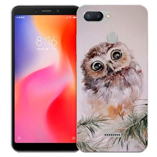 Чехол Gosso 723955 для Xiaomi Redmi 6