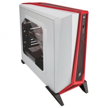 Компьютерный корпус Corsair Carbide Series SPEC-ALPHA White/red