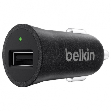 Автомобильная зарядка Belkin MIXIT Metallic (F8M730bt)