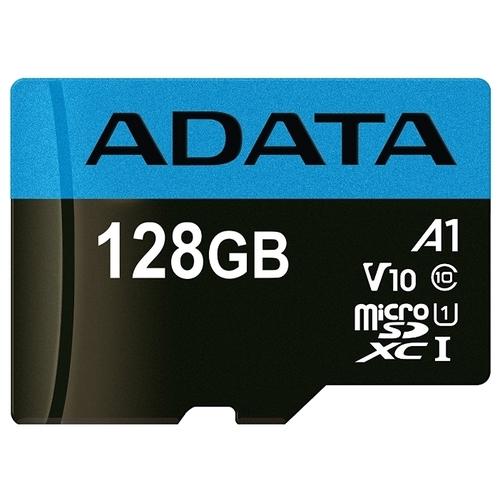 Карта памяти ADATA Premier microSDXC UHS-I U1 V10 A1 Class10