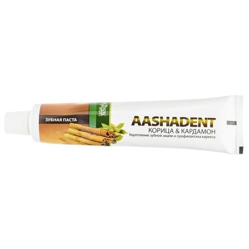 Зубная паста Aasha Herbals Корица - Кардамон