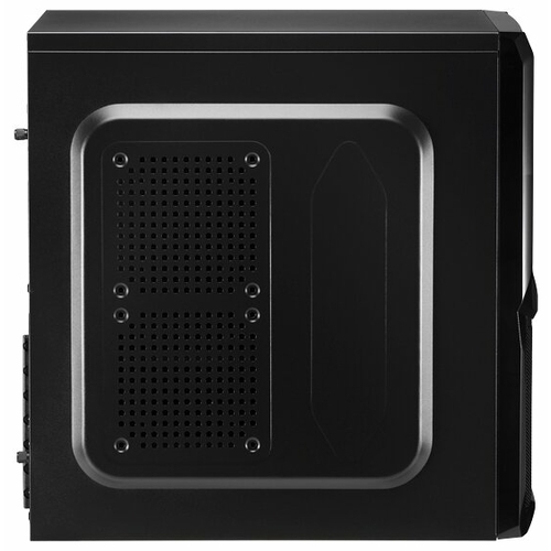 Компьютерный корпус AeroCool V3X Advance Black Edition Black
