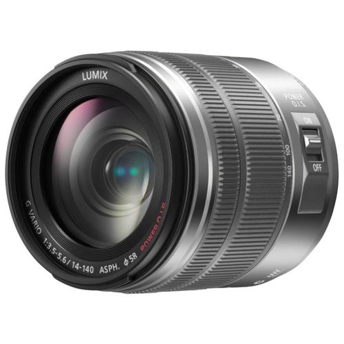 Объектив Panasonic 14-140mm f/3.5-5.6 Aspherical Power O.I.S. (H-FS14140)