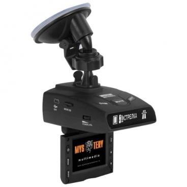 Видеорегистратор с радар-детектором Mystery MRD-930HDVSG, GPS