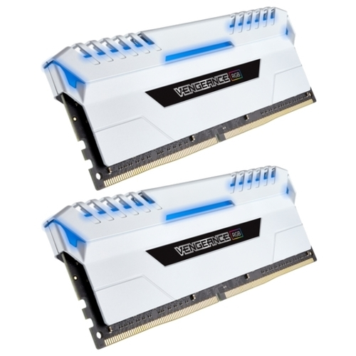 Оперативная память 8 ГБ 2 шт. Corsair CMR16GX4M2C3600C18W