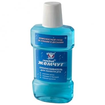 Modum ополаскиватель Голубой жемчуг Комплексный уход за зубами и деснами