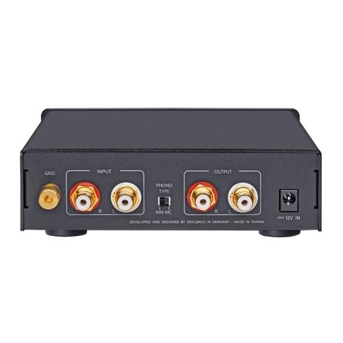 Фонокорректор Oehlbach XXL® Phono PreAmp Ultra