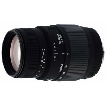 Объектив Sigma AF 70-300mm f/4-5.6 DG MACRO Canon EF