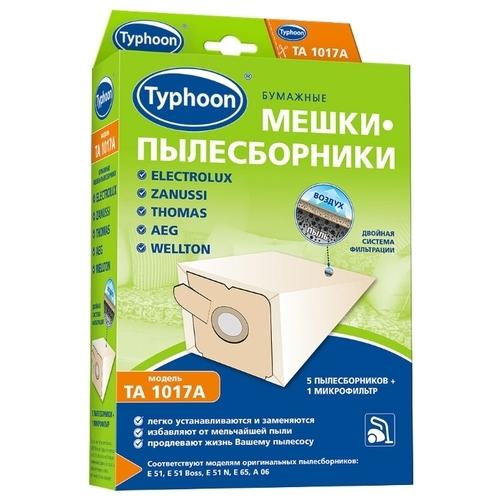 Тайфун Бумажные мешки-пылесборники TA 1017A