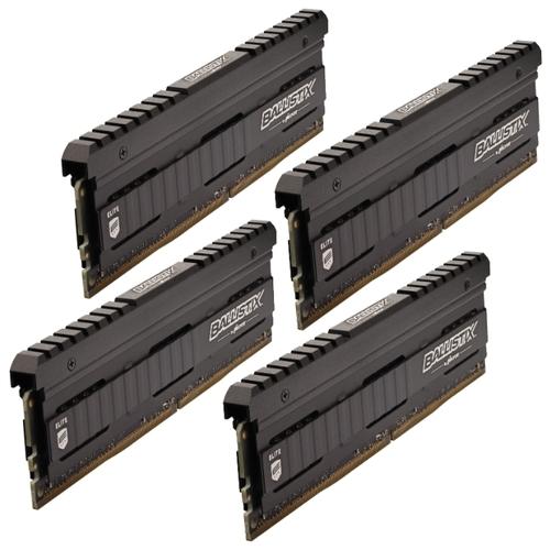 Оперативная память 8 ГБ 4 шт. Ballistix BLE4K8G4D40BEEAK