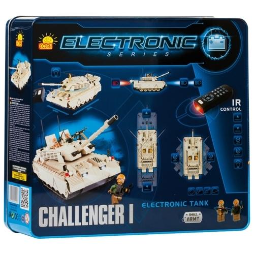 Электромеханический конструктор Cobi Electronic 21901 Challenger I