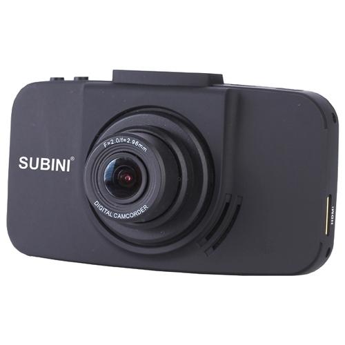 Видеорегистратор Subini X3