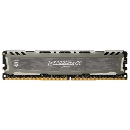Оперативная память 8 ГБ 1 шт. Ballistix BLS8G4D32AESBK