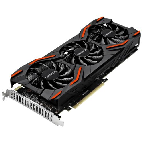 Видеокарта GIGABYTE P104-100 1607Mhz PCI-E 1.1 4096Mb 10010Mhz 256 bit