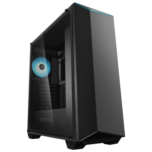 Компьютерный корпус Deepcool Earlkase RGB V2 Black