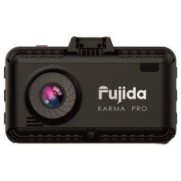 Видеорегистратор с радар-детектором Fujida Karma Pro, GPS, ГЛОНАСС