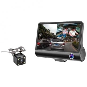 Видеорегистратор Eplutus DVR-H33, 3 камеры