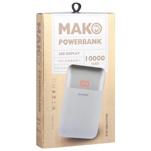 Аккумулятор WK WP-019 Mako 10000 mAh