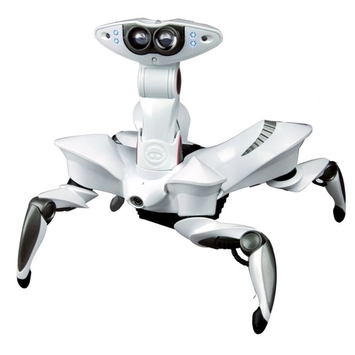 Интерактивная игрушка робот WowWee Roboquad