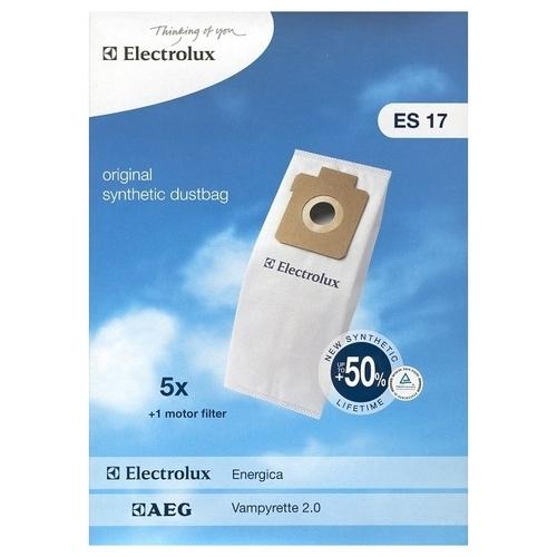 Electrolux Мешки-пылесборники ES17