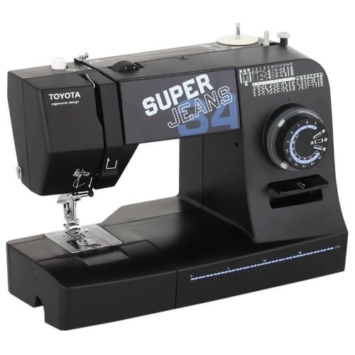 Швейная машина TOYOTA Super Jeans 34XL