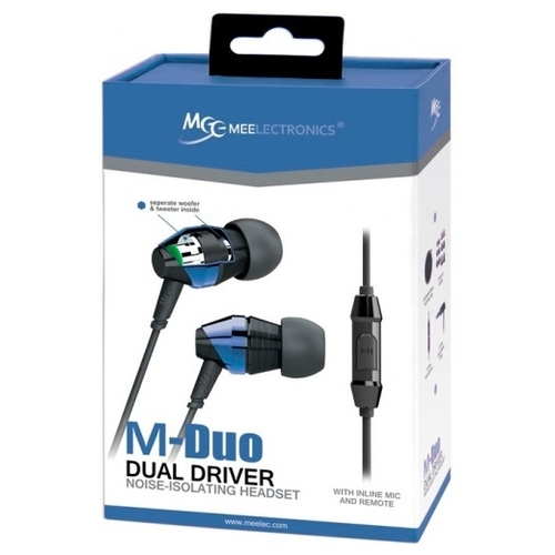 Наушники MEE audio M-Duo