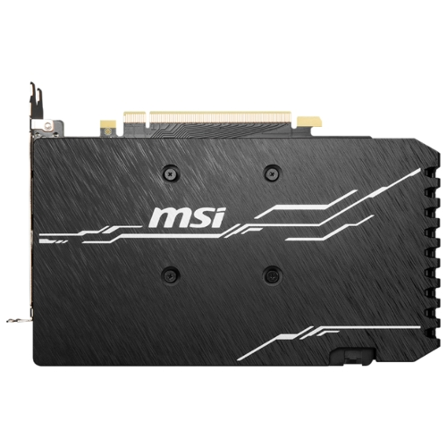 Видеокарта MSI GeForce GTX 1660 SUPER 1815MHz PCI-E 3.0 6144MB 14000MHz 192 bit 3xDisplayPort HDMI HDCP VENTUS XS OC