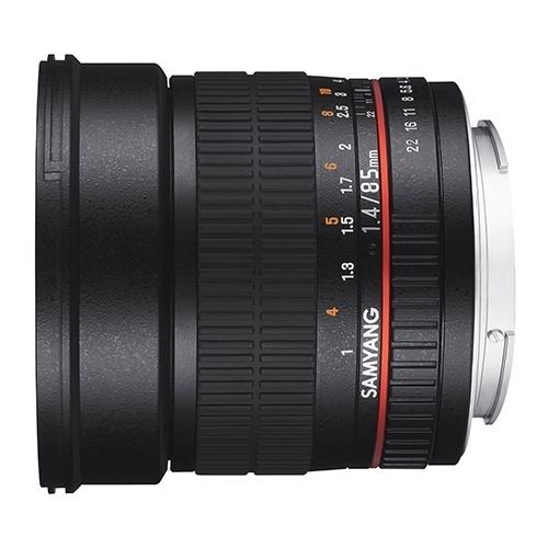 Объектив Samyang 85mm f/1.4 AS IF UMC 4/3