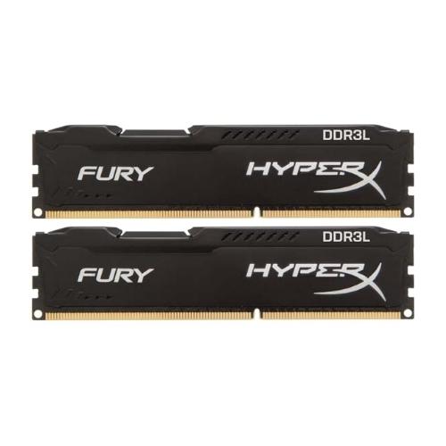 Оперативная память 4 ГБ 2 шт. HyperX HX318LC11FBK2/8