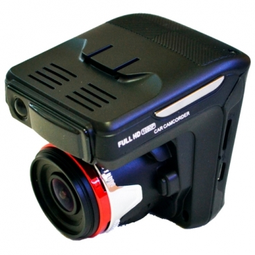 Видеорегистратор с радар-детектором XPX G565-STR, GPS