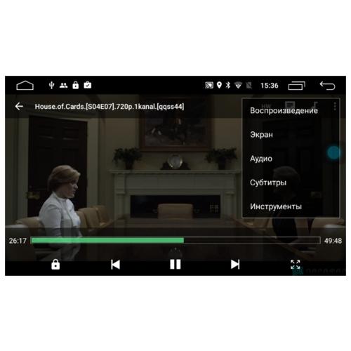 Автомагнитола Parafar Ford Edge Android 8.1.0 (PF100KHD)