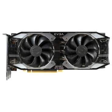Видеокарта EVGA GeForce RTX 2080 1815MHz PCI-E 3.0 8192MB 14000MHz 256 bit HDMI HDCP XC ULTRA GAMING