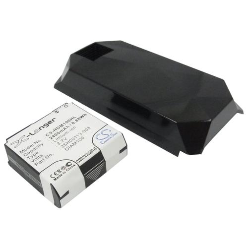 Аккумулятор Cameron Sino CS-HDM100HL для HTC P3100 CDMA, P3700 Touch Diamond, O2 XDA Diamond