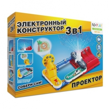 Электронный конструктор ND Play 277379 Проектор