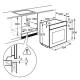 Электрический духовой шкаф Electrolux OPEB 9953 Z
