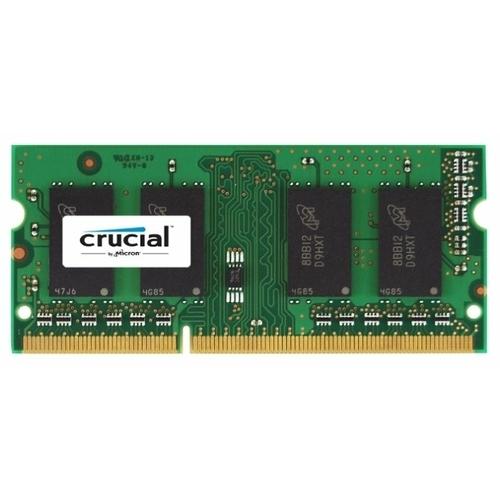 Оперативная память 4 ГБ 1 шт. Crucial CT4G3S1067M