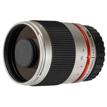 Объектив Samyang 300mm f/6.3 ED UMC CS Reflex Olympus 4/3