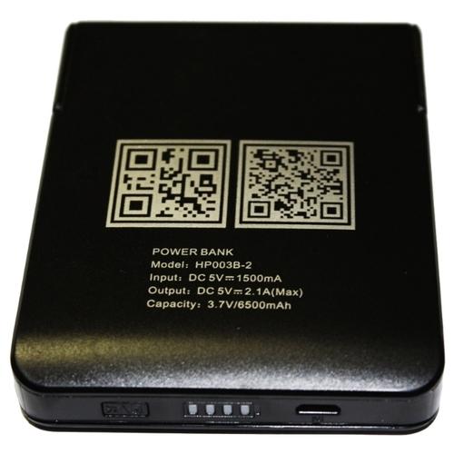 Аккумулятор MIE Power Bank 6500