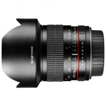 Объектив Samyang 10mm f/2.8 ED AS NCS CS Canon M